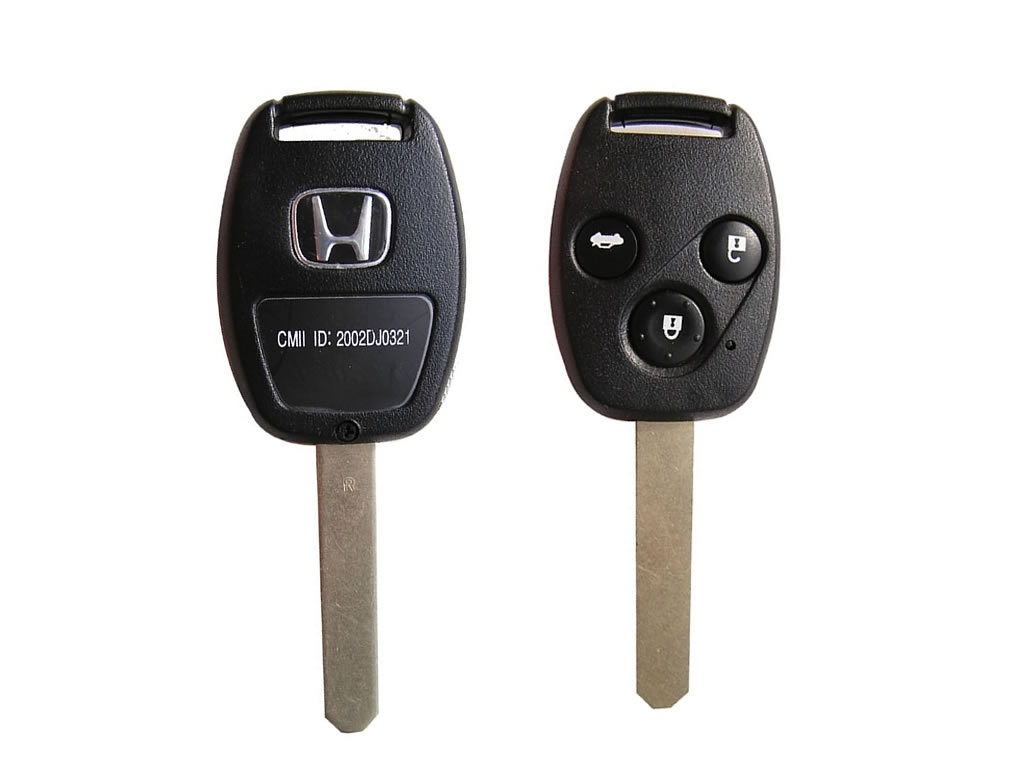 Honda car key Lost car key Replacement